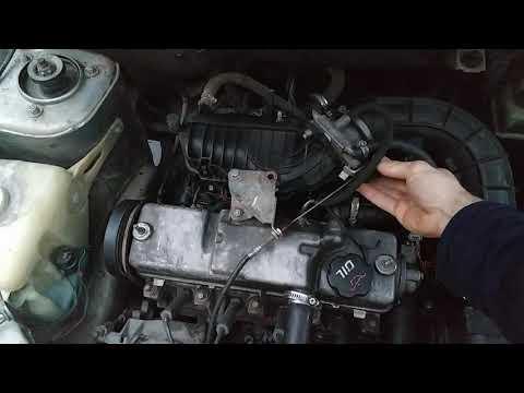 Работа двигателя Kalina 1. (для продажи на Avito)