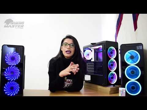 [REVIEW] Gabinete Gamer Infinity CG-XXG8 K-MEX | Gaming Master