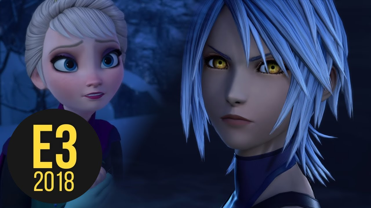 Why Aqua Has Turned To Darkness - Kingdom Hearts 3 THEORY E3 2018