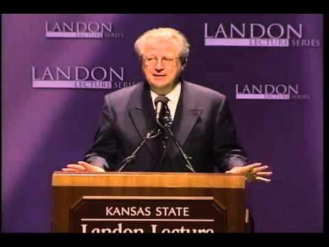 Landon Lecture | John Hofmeister