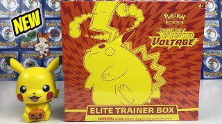 Pokemon VIVID VOLTAGE Elite Trainer Booster Decks