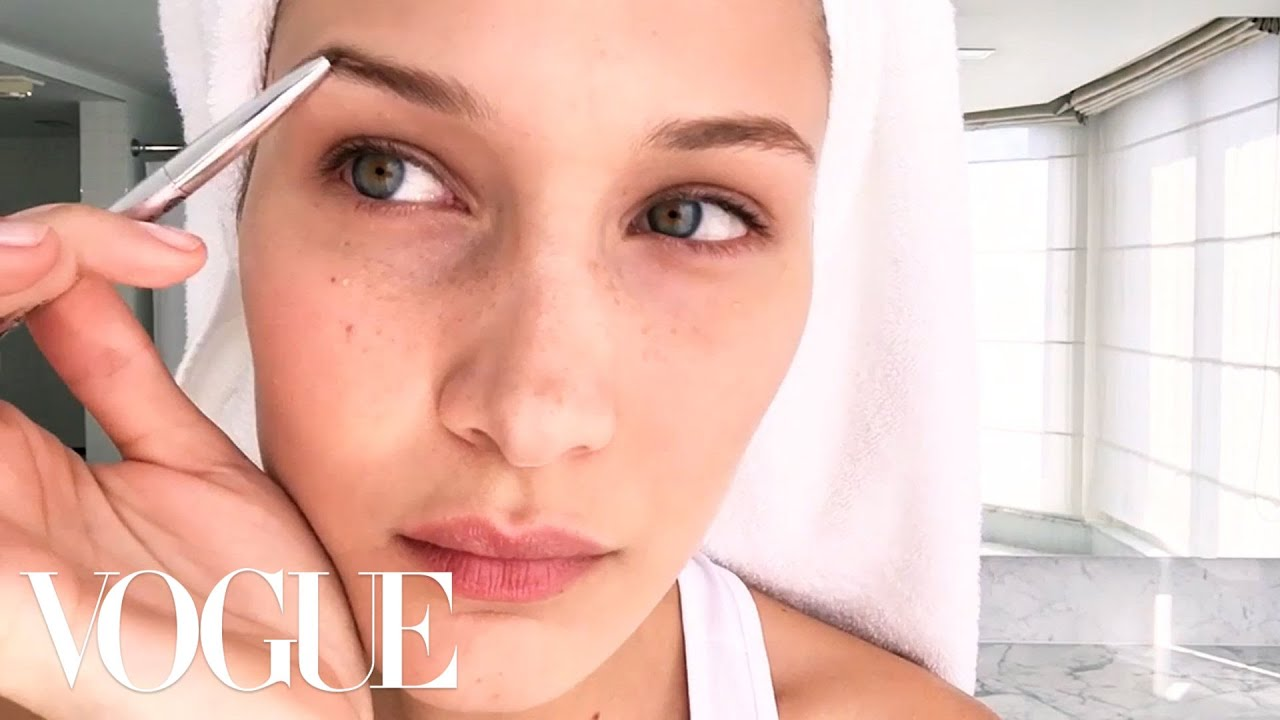 Bella Hadid's | Beauty Secrets | Vogue