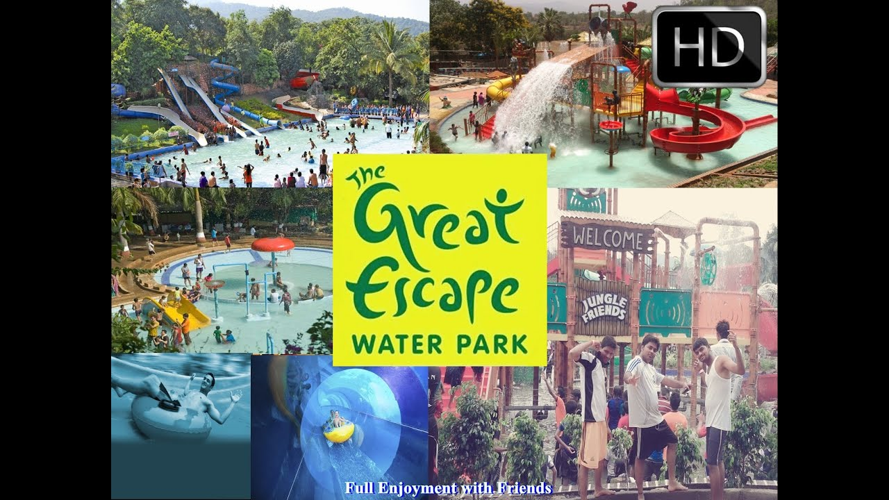The Great Escape Water Park e Trip With Friends