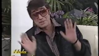 Roberto Sanchez - Sandro - Su sentido del humor siempre
