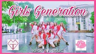 [KPOP IN PUBLIC CHALLENGE] Girls' Generation 소녀시대 - 12th Anniversary DANCE COVER by Fiancée VIETNAM