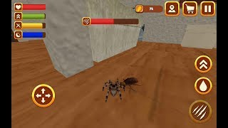 Spider Pet Life Simulator 3D   Gameplay HD