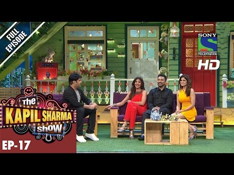 The Kapil Sharma Show - दी कपिल शर्मा शो–Episode 17-Shilpa,Shamita in Kapil's Mohalla-18 June 2016