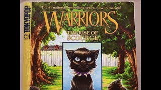The rise of Scourge [ENTIRE BOOK 1/2]