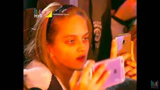 Kristina Si   Хочу Mama Boss Космос Секрет feat Скруджи Партийная зона МУЗ ТВ 30 10 2016 0296