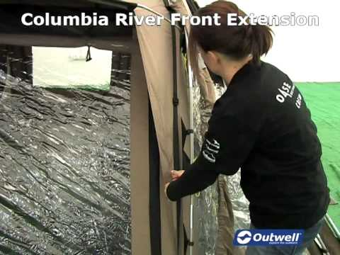 Outwell Columbia River 5 Front Extension