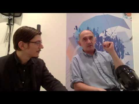 Xtrotecture - Interview with Peter Fend, Round 2