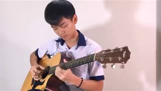 (BTS) Blood Sweat & Tears - Phuc Nguyen (Fingerstyle guitar cover )