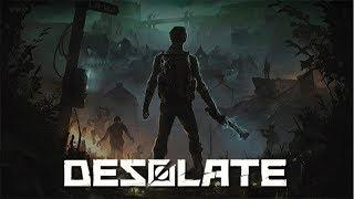 Desolate - ВЫЖИВАНИЕ В КООПЕ, Стрим Обзор Прохождение