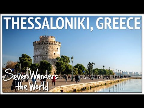Wandering Thessaloniki Greece