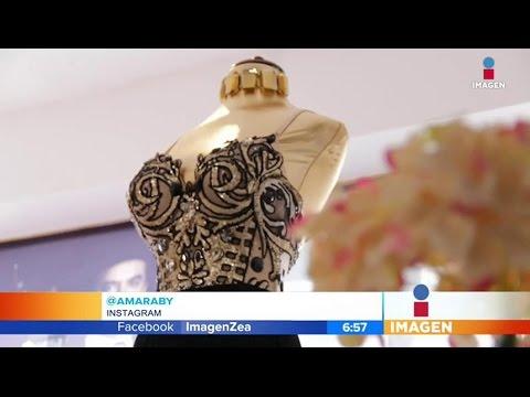 Amaraby: el diseñador de las princesas de México | Noticias con Francisco Zea
