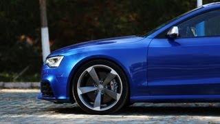 極限!Audi RS5