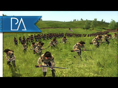 HOPELESS LAST STAND - Empire Total War Gameplay
