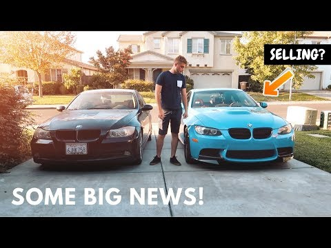 PROJECT DAILY IS BACK! SELLING THE M3?!