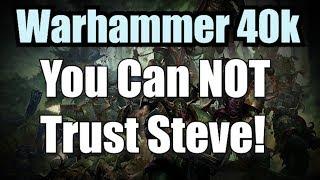 Triumph and Treachery Warhammer 40k Battle Report Ep45