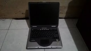 Review Compaq Presario 2500 (Business Notebook)