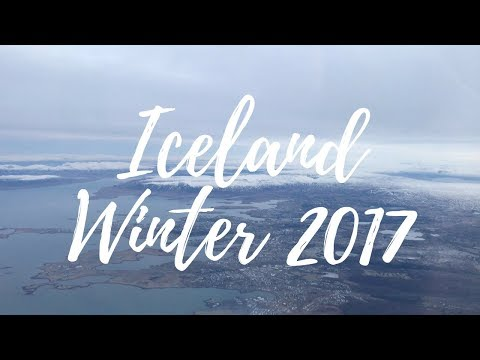 7 days in Iceland | Winter 2017 | Reykjavik, Golden Circle, Southern Region, Silfra Snorkeling