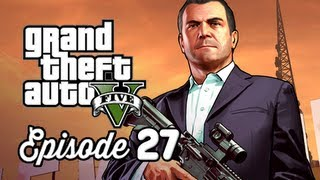 Grand Theft Auto 5 Walkthrough Part 27 - Did Somebody Say Yoga? ( GTAV Gameplay Commentary )