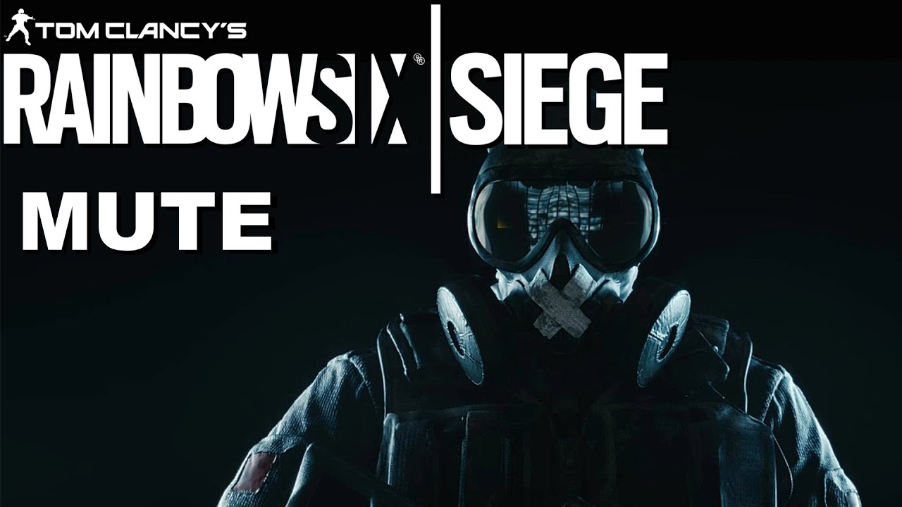 Rainbow Six Siege Storys Mute Youtube HD Wallpapers Download Free Images Wallpaper [1000image.com]