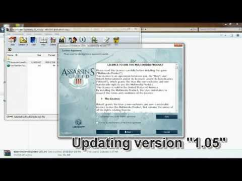 how to install assassin's creed 3 dlc The Tyranny of King Washington with patches and download links