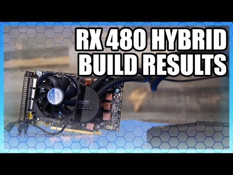 Building an RX 480 Hybrid Part 2: Assembly