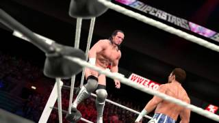 WWE 2K15 What a Maneuvre Episode 2