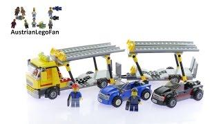 обзор Lego City 60060 -  Автовоз