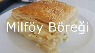 Milföy Böreği Nasıl Yapılır?/Pratik Tarifler