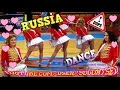 Russian beautiful girls dancers - drummers Cheerleading Dance