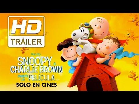 Snoopy & Charlie Brown: Peanuts La Película | Trailer doblado | Próximamente- Solo en cines