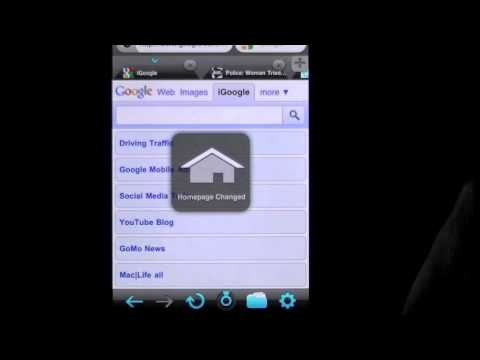 iPhone App Review 360 Web Browser