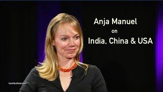 Anja Manuel on China, India and the USA