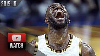 LeBron James Full Game 1 Highlights vs Raptors 2016 ECF - 24 Pts, BEAST Mode!