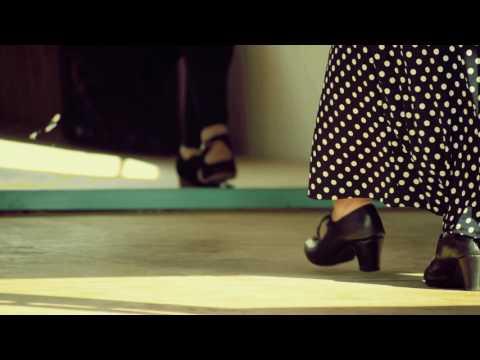 En clases de baile flamenco- Rincón Flamenco La Serena