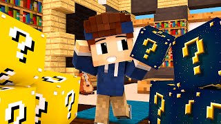 Minecraft - Who's Your Daddy?   BABY LUCKY BLOCKS!