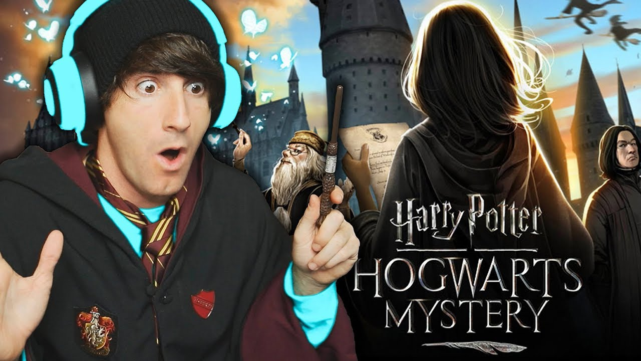 harry potter mystery