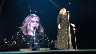 Water Under The Bridge - Adele live in Italy @ Arena di Verona