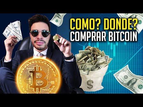COMO, DONDE Y CUANDO COMPRAR BITCOIN (CRIPTOMONEDAS)