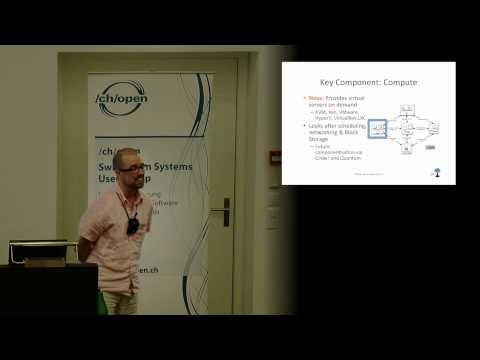 09   The OpenStack Cloud Computing Framework and Eco System   Bohnert Edmonds
