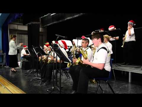 TUSD1 Alice Vail Middle School Winter Concert, Jazz Band