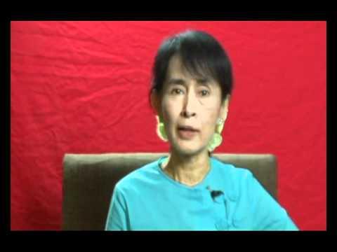 Aung San Suu Kyi speech: Freedom House