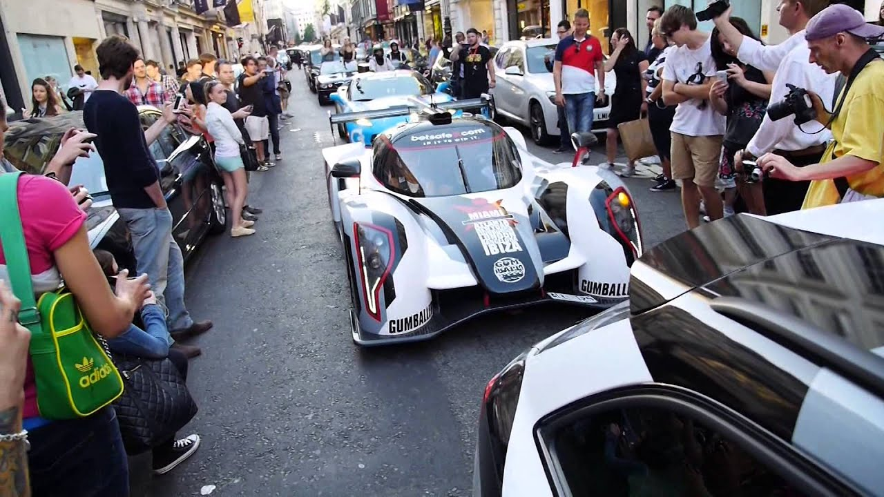 gumball 3000 gumball gumball london ferrari lamborghini sports cars gumball 2014 youtube