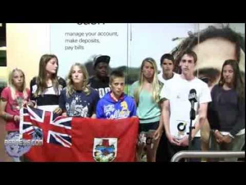Youth Sailors Return From Regatta, Nov 4 2012