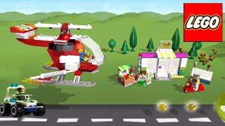 LEGO ЛЕГО МАШИНКИ Вертолет Видео для детей - Lego Juniors Gameplay || Milana Plays(Замечательное видео для детей снято на основе игры LEGO Juniors Лего Джуниорс про машинки и вертолет. В игре можн..., 2016-05-13T10:27:04.000Z)
