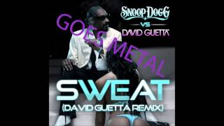 D-Shit & Saloranta - Sweat (David Guetta - Metal Cover)