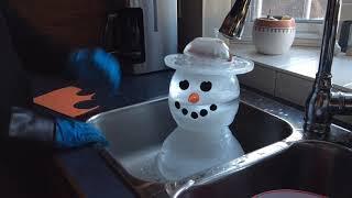 DIY Ice Sculpture